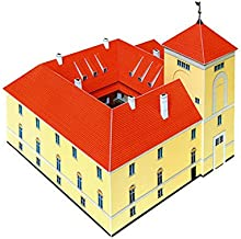 PaperLandmarks Ventspils Castle Paper Model Kit