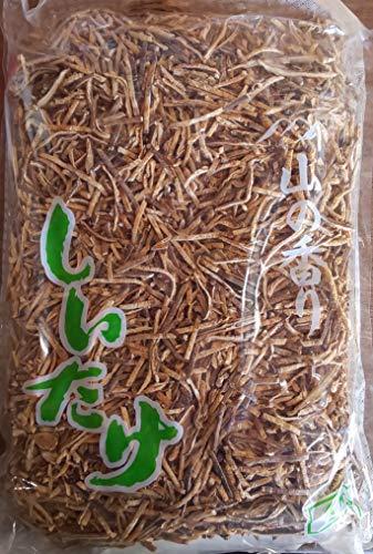 乾燥 しいたけ ( スライス ) 1kg ( 3mm ) 椎茸 業務用