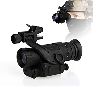 Image of MXXQQ Night Vision Monocular, HD Digital Infrared Night Vision Camera, 300M/984Ft Viewing Range, with Take Photos and Video Playback, for Hunting Security Surveilla