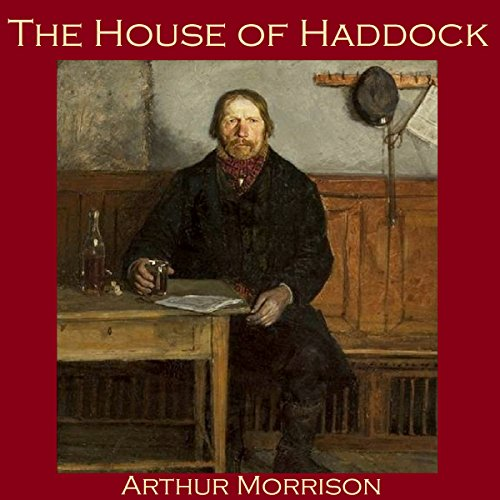 The House of Haddock audiobook cover art
