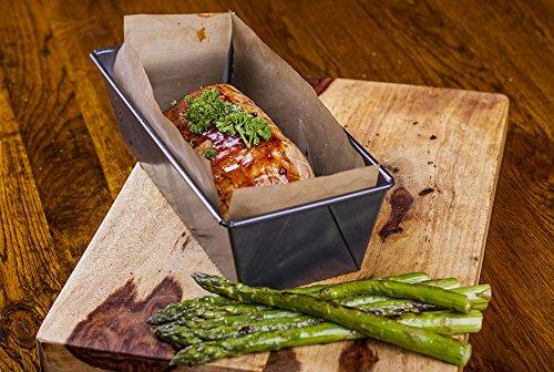 COOKINA Cuisine & ParchAluminum Lot de feuilles de cuisson antiadhésives - 2