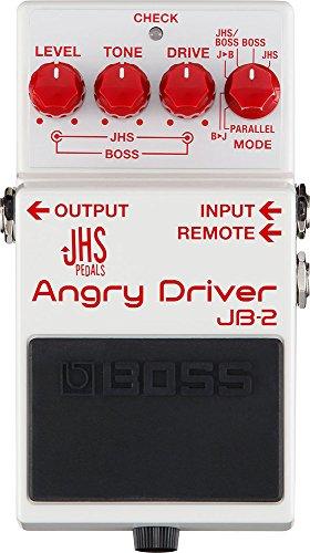 BOSS/JB-2 Angry Driver ボス オーバードライブ ディストーション
