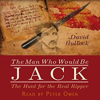 The Man Who Would Be Jack cover art