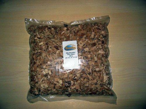 grobe Räucherspäne, Buche (3 kg)