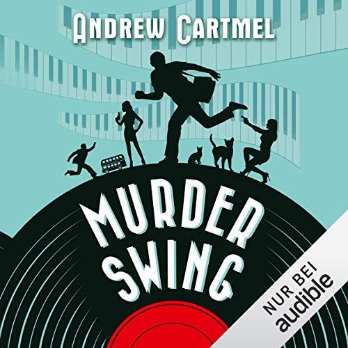 Murder Swing (German edition) cover art