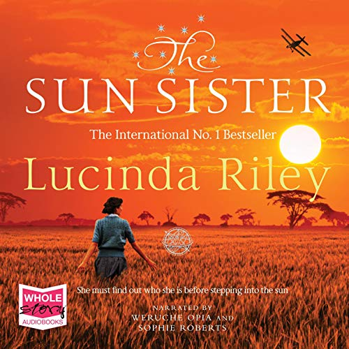 The Sun Sister: The Seven Sisters, Book 6