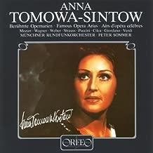 Tomowa-Sintow/ Sommer/ MRO Arien:Cosi fan tutte/Freischütz/Tannhäuser/+ Opera