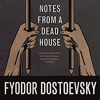 Notes from a Dead House audiobook cover art