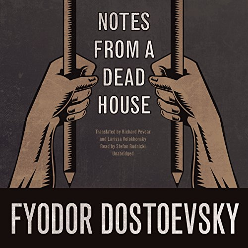 Notes from a Dead House cover art