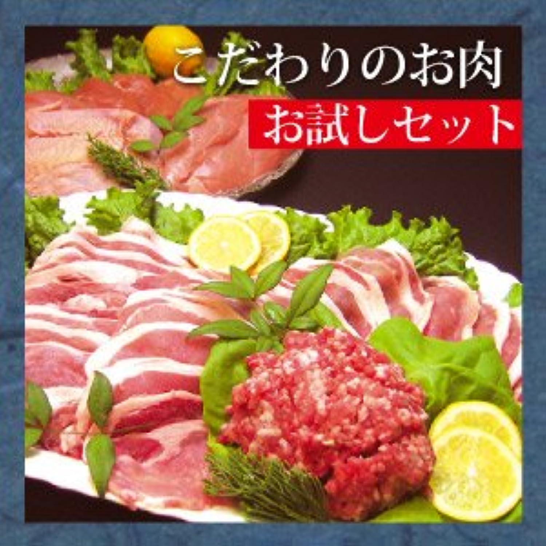 【お肉お試しセット】エコかざ鶏、房総もち豚、合計3パックのお試しセット 冷凍品