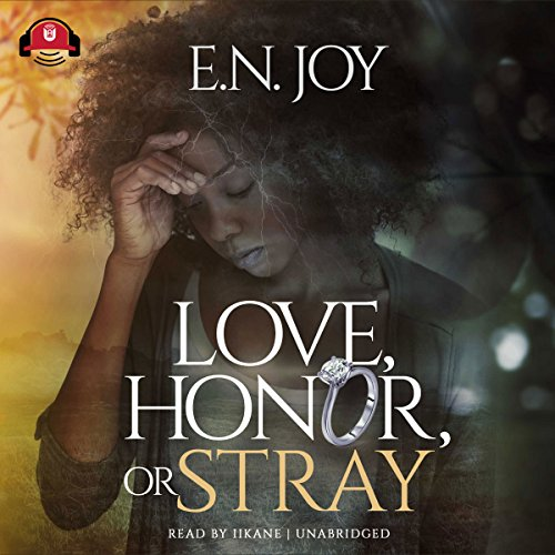 Love, Honor, or Stray audiobook cover art