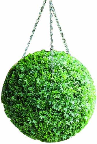 Gardman 02850 Boule Topiaire à Effet Plante Herbacée 28 x 28 x 28 cm