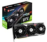 MSI Gaming GeForce RTX 3070 8GB GDRR6 256-Bit HDMI/DP Tri-Frozr 2 TORX Fan 4.0 Ampere Architecture RGB OC Graphics Card (RTX 3070 Gaming X Trio)