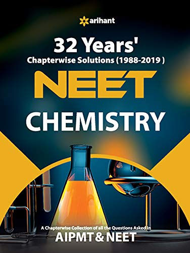 32 Years' Chapterwise Solutions CBSE AIPMT & NEET Chemistry