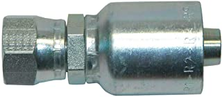Parker 10643-8-6 Hydraulic Hose Fitting (1/2