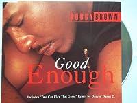 Good enough [Single-CD]