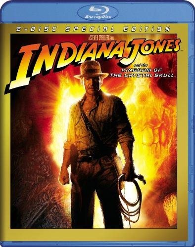 Indiana Jones and the Kingdom of the Crystal Skull [Blu-ray]