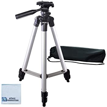 for Digital Cameras and Camcorders Approx Height 13 inches Sony HDR-CX130 Camcorder Tripod Flexible Tripod