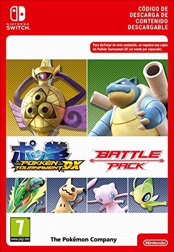 Pokkén Tournament DX Battle Pack [Switch - Download Code]