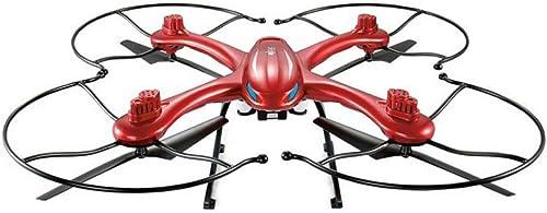 ERKEJI Drohne Schwerkraft Induktion Fernbedienung Vier-Achs Flugzeuge pneumatische Feste H  Spielzeug Flugzeug 1080p übertragung in Echtzeit Luftaufnahme WiFi FPV VR
