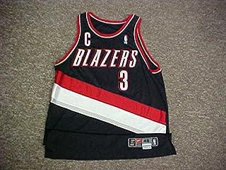 c5758e14da1 Damon Stoudamire. Portland Trail Blazers Nike Black Game Jersey