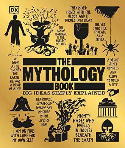 The Mythology Book (Big Ideas)