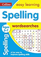 Spelling Word Searches: Ages 5-7 (Collins Easy Learning Ks1)