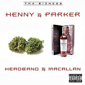 Headband & Macallan