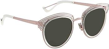 Dior Enigme Green Round Ladies Sunglasses