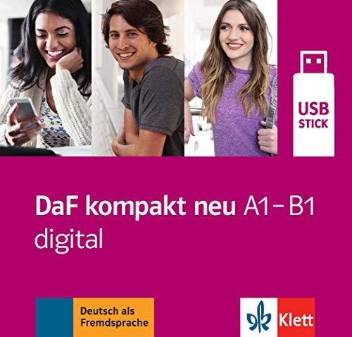 DaF kompakt neu A1 - B1 digital: USB-Stick