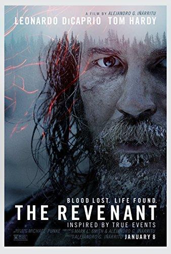 newhorizon Filmposter The Revenant, 43,2 x 63,3 cm, keine DVD