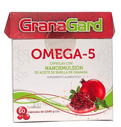 GranaGard (GranaGard NanoOmega 5 con 60 cápsulas)