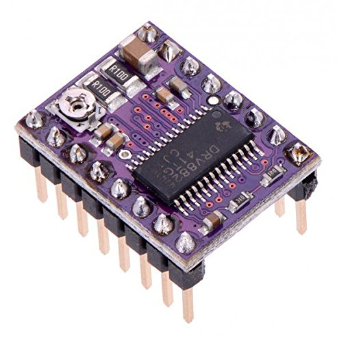 POLOLU-2987 DRV8825 Stepper Motor Driver Carrier, High Current (Bulk, Heade/fba