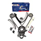 MOCA Timing Chain Kit for Jeep Liberty/Grand Cherokee & Dodge Durango & Dodge Dakota Ram 1500 2004-2013 3.7L V6 SOHC 12V K