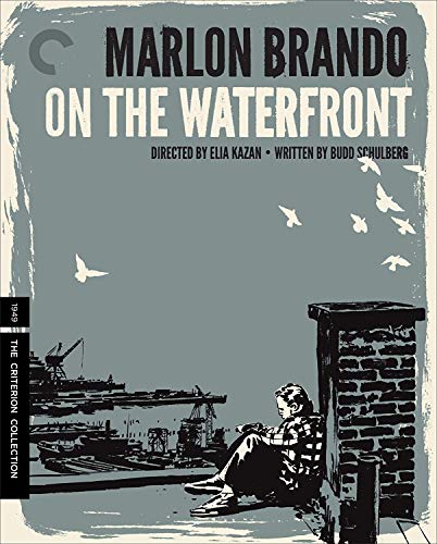 Blu-ray2 - On The Waterfront (1954) (Criterion Collection) - 2 Discs - Uk Only (2 BLU-RAY)
