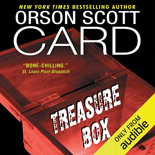 Treasure Box audiobook cover art