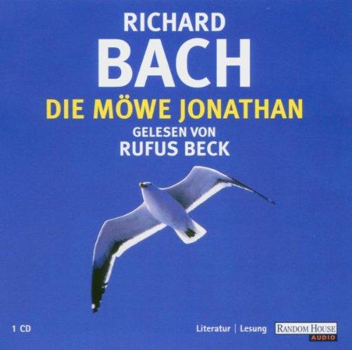 Die Möwe Jonathan. Gelesen von Rufus Beck.