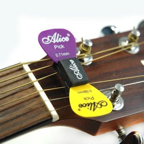 2x Soporte Púas Para Guitarras