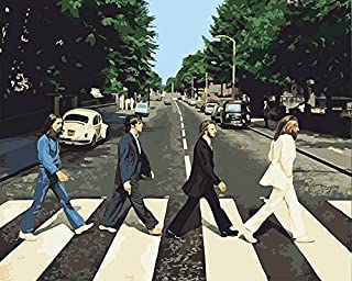 Best beatles paint by number Reviews