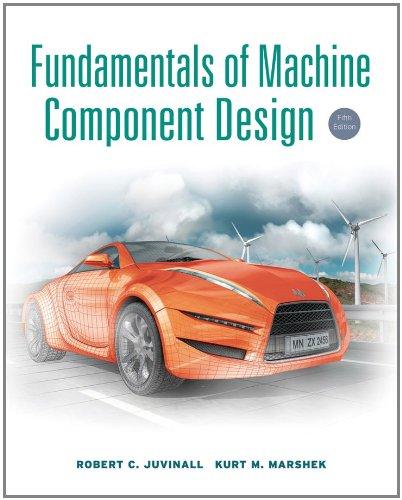Download Fundamentals of Machine Component Design 1118012895