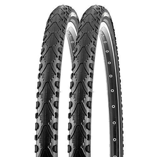 P4B | 2X 26 Zoll Fahrradreifen (47-559) | 26 x 1.75 | Mit K-Shield Pannenschutz für langanhaltenden Fahrspaß und weniger Reifenschäden