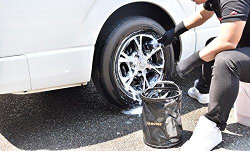 TAROWORKS(タロウワークス)『ムートン100%使用ホイールリム洗車ブラシ』