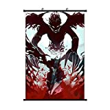 YDAJERE Black Clover Yuno Pole Knight Wandbehang Scroll
