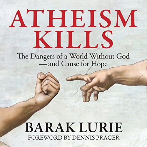 Atheism Kills audiobook cover art