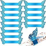 Servilletero con Forma de Mariposa Azul, Servilleteros de Papel, Servilletero de...