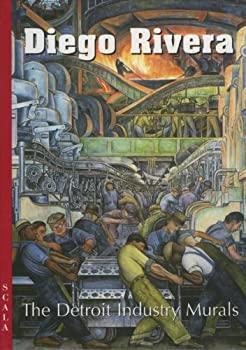 Diego Rivera: Detroit Industry (4-fold) 1857594339 Book Cover