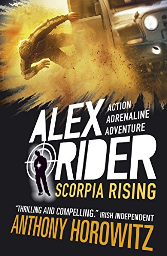 Alex Rider 9. Scorpia Creciente de Anthony Horowitz
