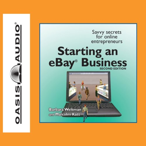 The Complete Idiot's Guide to Starting an Ebay Business audiobook cover art