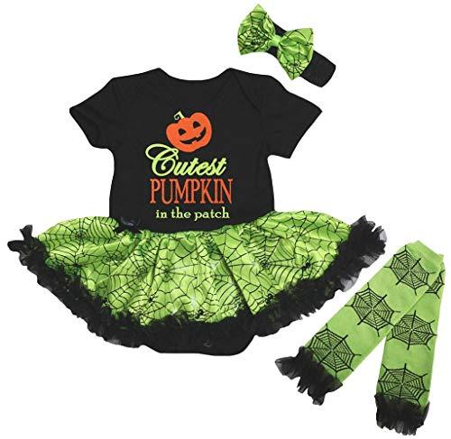 Petitebelle - Robe - Manches courtes - Bébé (fille) 0 à 24 mois Multicolore Multicolore - Vert - S