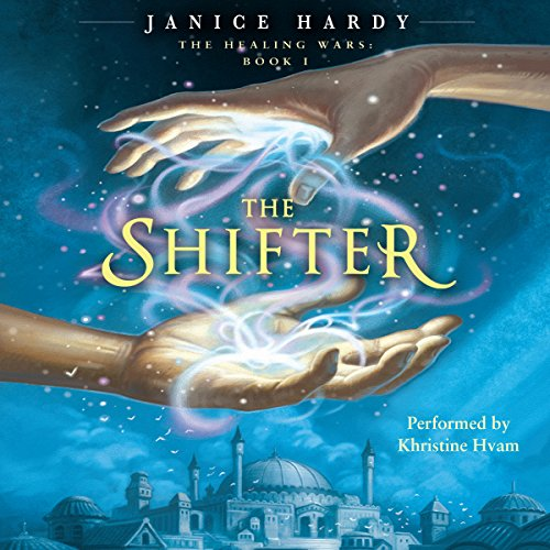 The Healing Wars, Book I: The Shifter audiobook cover art
